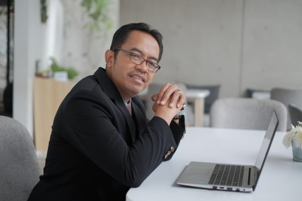 Andreas H. Airudin, S.H., M.H.